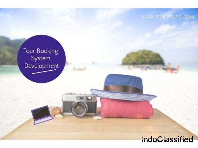 Travel and tour booking system development
