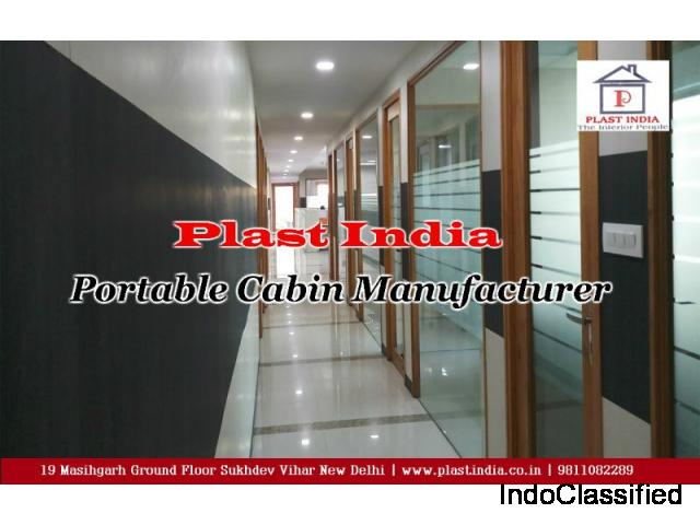 Buy Portable Cabin From PLAST INDIA
