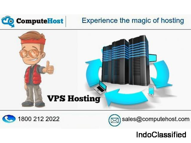 ComputeHost Once Again Becomes Top Brand In Providing Best VPS Server Hosting Facilities In India
