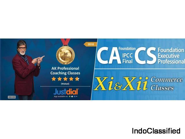 CA Classes In Pune AK Professional Coaching Classes Pune