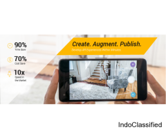 PlugXR - An Augmented Reality Platform.