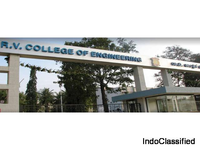Admission in RV College Of Engineering |  Admission in RV Engineering