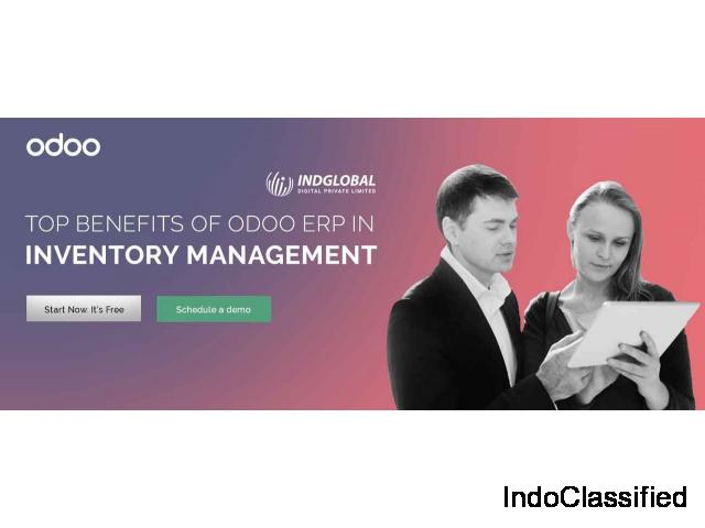 Indglobal – Best Odoo Customization Services in India