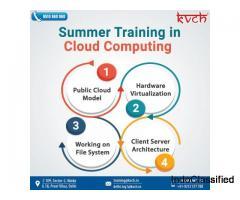 Six Weeks Based Cloud Computing Training Course in Noida