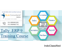 Boost Your Career in Accounting Field with The Best Tally ERP 9 Training in Gurgaon