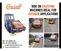 Industrial Floor/Road/Dust Cleaning Machine