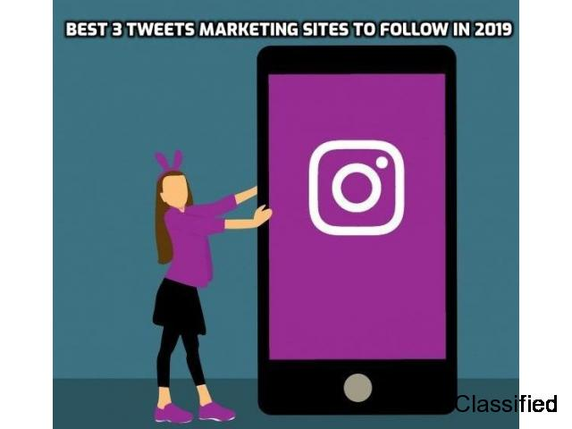 Leading 3 Twits Marketing Personal blogs to follow in 2019