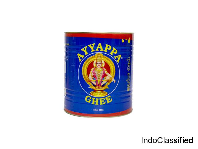 Sri Ayyappa Ghee | Pure Ghee for sale in online