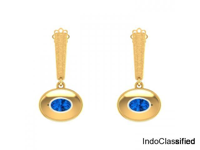Buy gold earrings online India