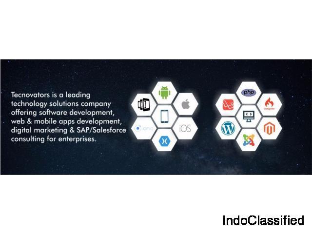 Web & mobile apps development, Digital Marketing Solutions