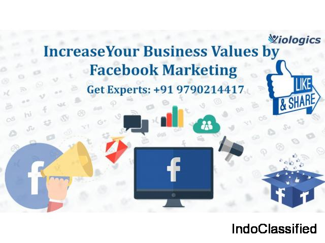 Increase your business values by Facebook Marketing