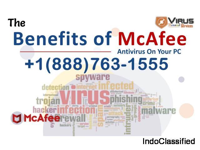 Benefits Of McAfee Antivirus