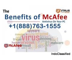 Benefits Of McAfee Antivirus