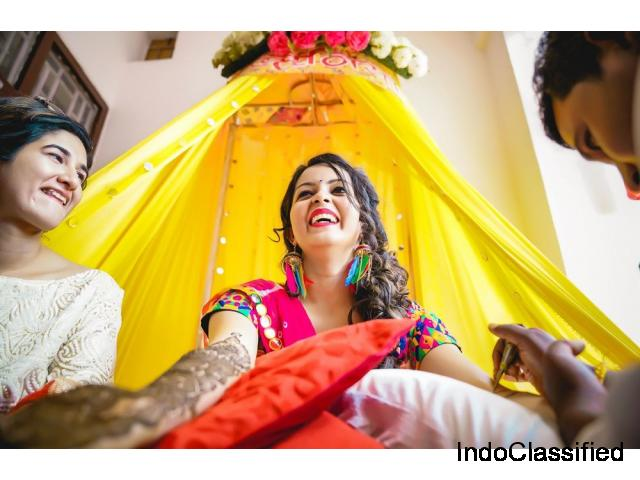 Book The Services Of Wedding Photographer In Delhi