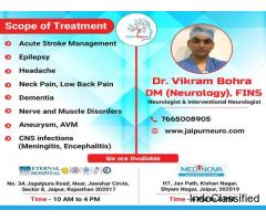 Best neurologist in Jaipur for neurological disorders treatment.