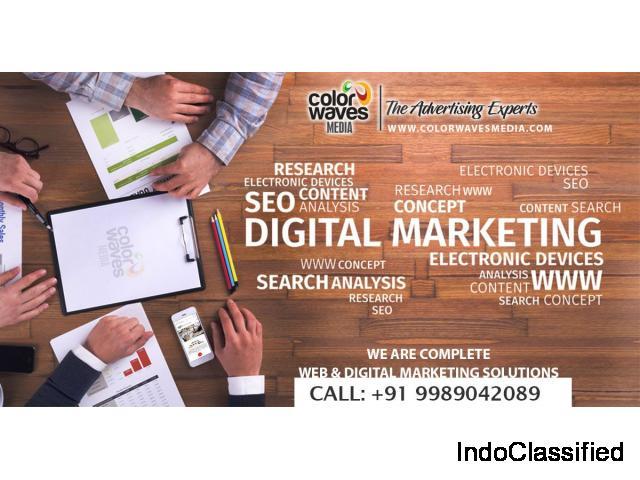 Colorwavesmedia-Top  Digital Marketing Agency in Hyderabad
