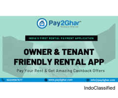 Instant Payment | Online Home Rent Payment With Pay2Ghar