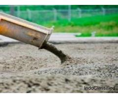 What are the advantages of concrete floor finishes in India?