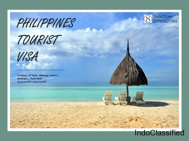 Avail Philippines Tourist visa services at reasonable rate