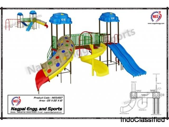 Playground equipment Manufacturer in Gurgaon