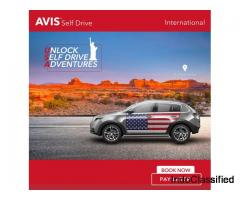 AVIS CAR RENTAL COMPANY IN INDIA