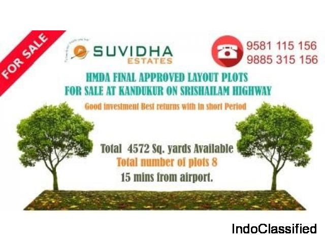 Real estate company in Hyderabad|Well experienced realtors in Hyderabad - Suvidha Estates
