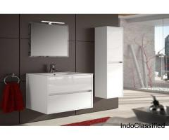 Buy Bathroom Vanity Units, Bathroom Furniture, and Accessories at Box of Tiles