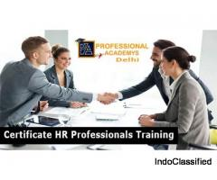 HR Training Course in Delhi
