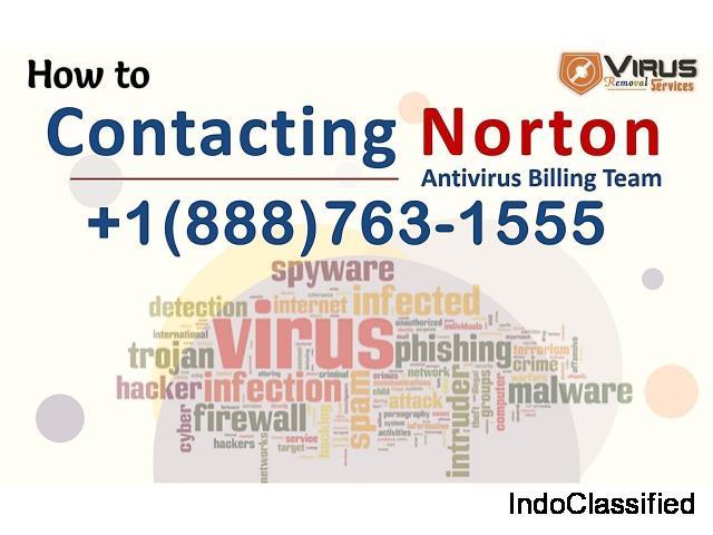 ways that to contacting Norton AntiVirus