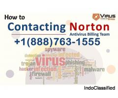 ways that to contacting Norton AntiVirus