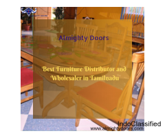 Best Furniture Distributor and Wholesaler in Tamilnadu