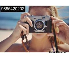 Learn Photography in Hyderabad – 1-Year Course with Placements