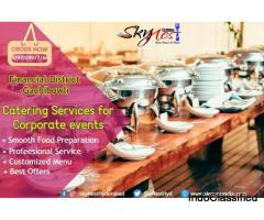 Corporate Lunch Services In Gachibowli | Skynest Restaurant