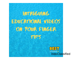 Intriguing Educational Videos on your Finger Tips