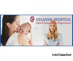 Best Women Cancer Specialist in Bangalore | Cervical Cancer Cost in Bangalore - Ayaansh Hospital