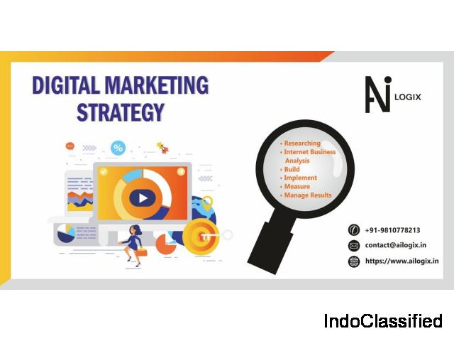 Ailogix : The Best Digital Marketing Company in Rohini