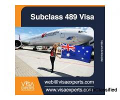 WE HAVE SUBCLASS 489 VISA TO FULFILL YOUR AUSTRALIAN DREAM