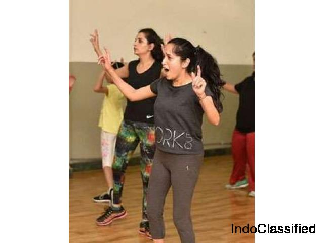 Zumba Classes in South Delhi- Fitness Centre in South Delhi