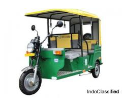 Electric Rickshaw Manufacturer in India