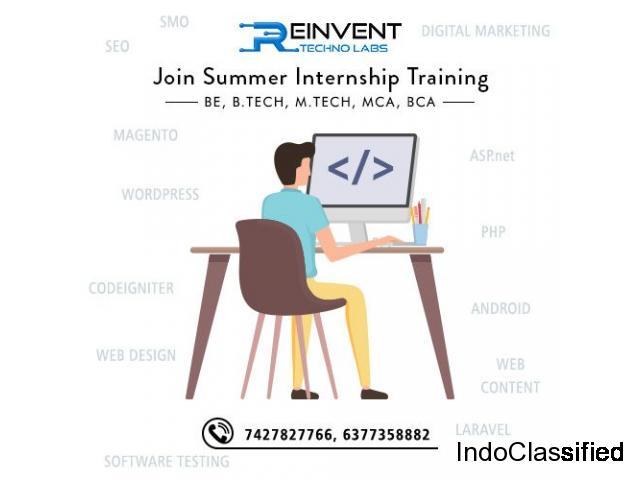 Students Summer Training Institute in Jaipur Rtlabs