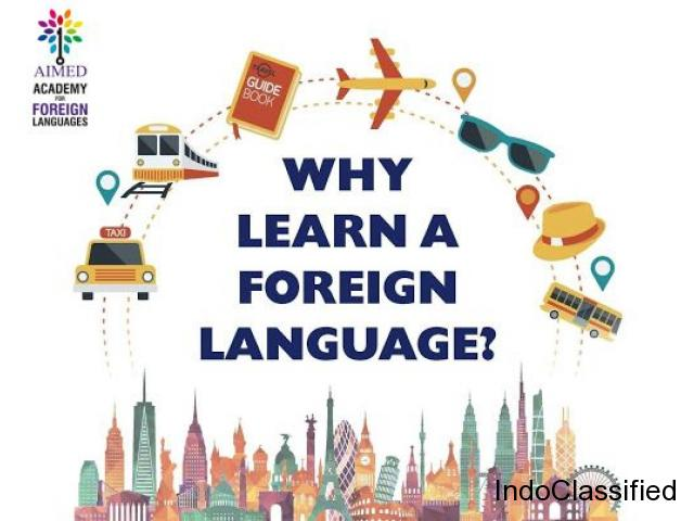 AIMED Academy for Foreign Languages