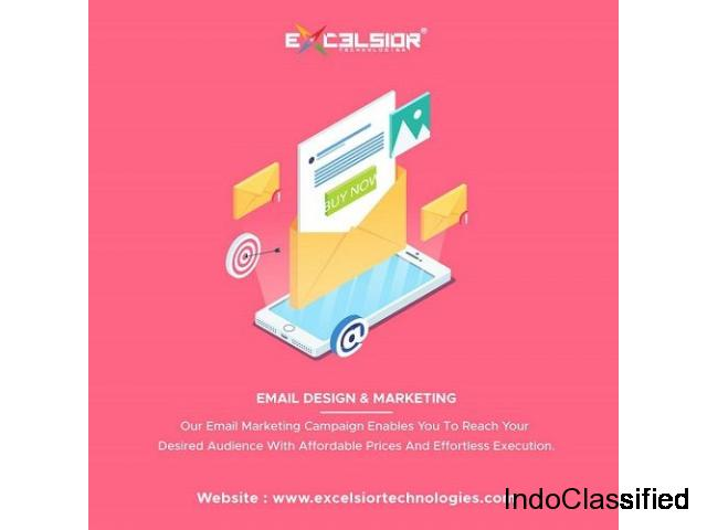 Amazing Email Design And Marketing Agency in India