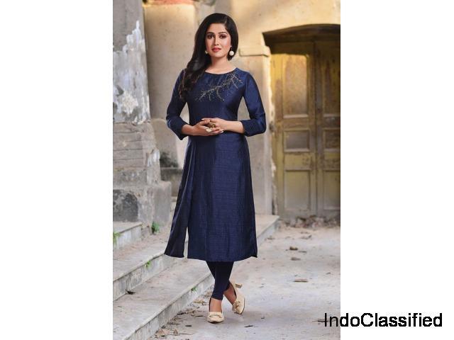 Get beautiful collection of Indian Kurtis online