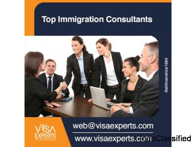 Top Immigration Consultants