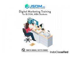 JSDM Digital marketing Training Institute in Jaipur for MBA Students