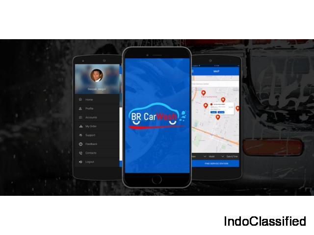 The Best Mobile Car Wash & Car Detailing App