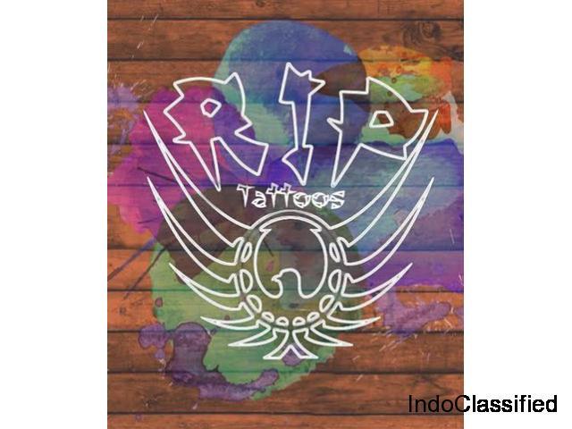 RIP Tattoos Studio in Delhi, India