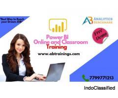 Best Power BI online training in Hyderabad | Power BI training