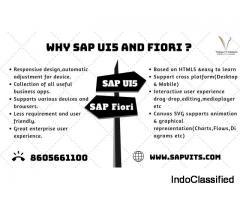 SAPUI5 Training in Hyderabad | SAP UI5 and Fiori Training