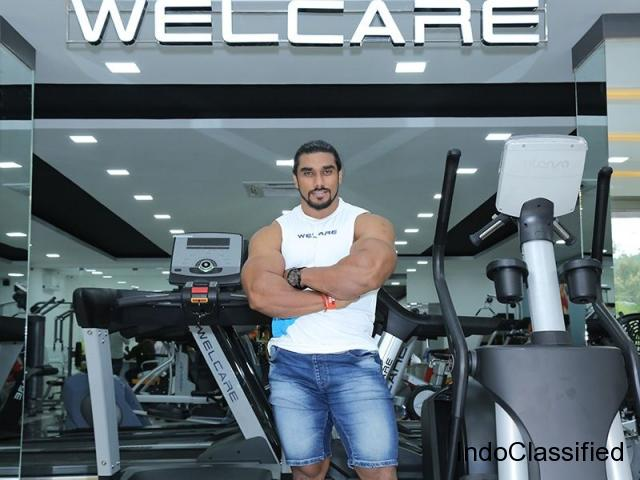Fitness Equipment Store